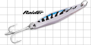 metal fishing lures Raider