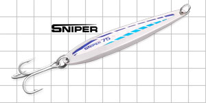Metal fishing lures Sniper